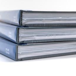 livres bleus